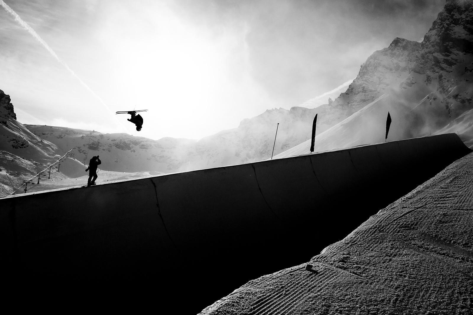 Superpipe training with Ben Valentin