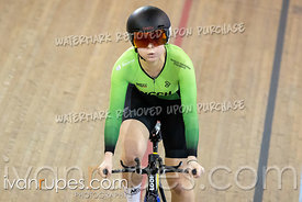 Junior Women 500m Time Trial. Ontario Track Championships, March 3, 2019
