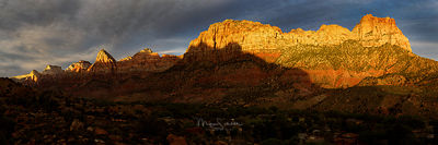 Zion_Stich_sunset_auto_color_burn_sky_Nik_