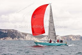 Moonshadow II, 354, Contessa 32, Weymouth Regatta 2018, 201809081040.