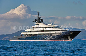 Superyacht Seven Seas