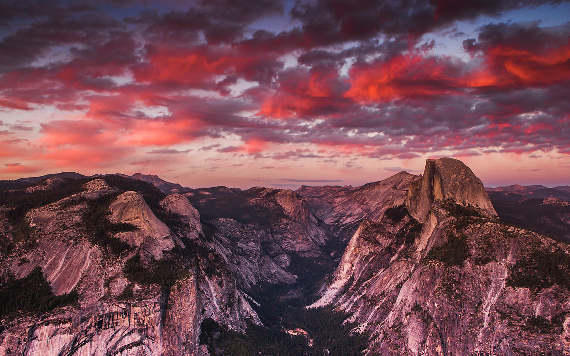 Yosemite Nation Park, USA