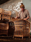 wicker work in Camacha