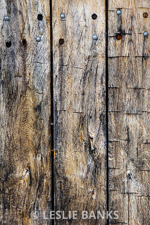 Vintage Wooden Boards Background