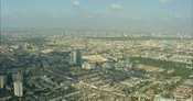 London Aerial Footage of Walham Green.