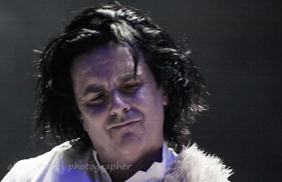 Steve Hogarth, vocalist, Sunday of the Marillion UK weekend, 2013, Wolverhampton