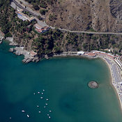 Squillace Lido aerial photos