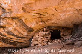 Ancestral Puebloan Ruin in Bears Ears National Monument