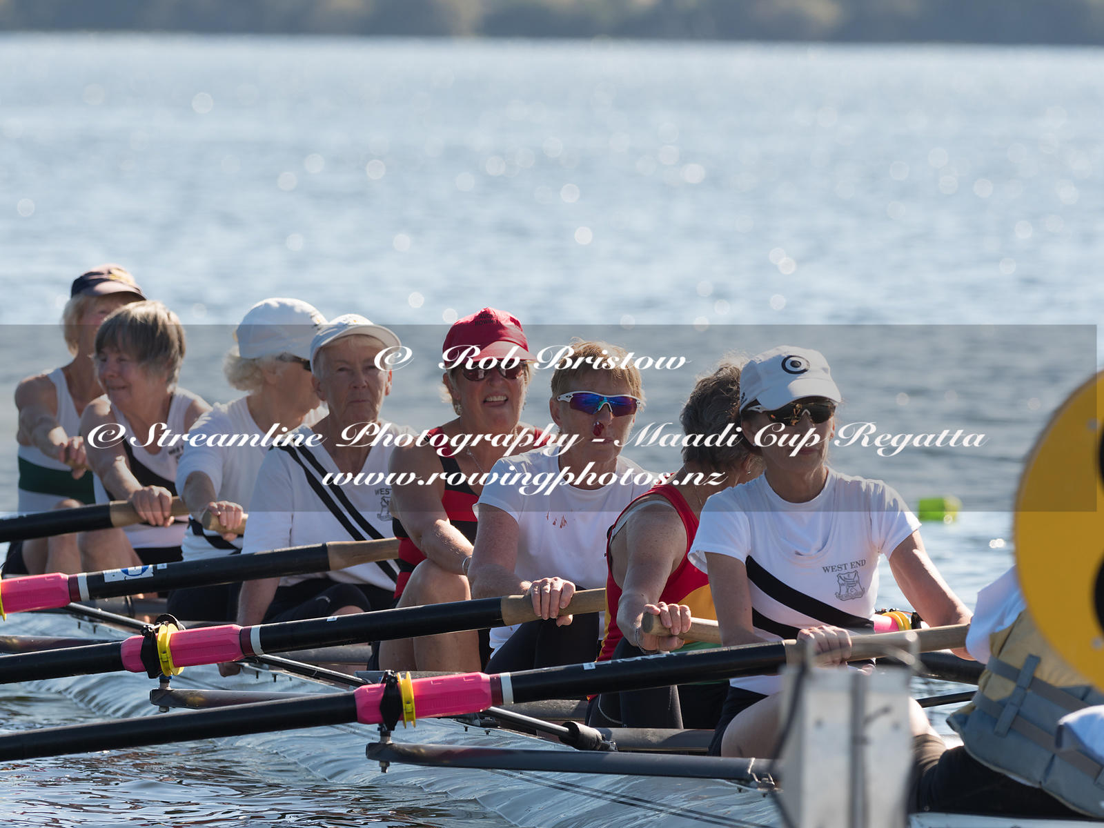 Taken during the World Masters Games - Rowing, Lake Karapiro, Cambridge, New Zealand; ©  Rob Bristow; Frame 3712 - Taken on: ...