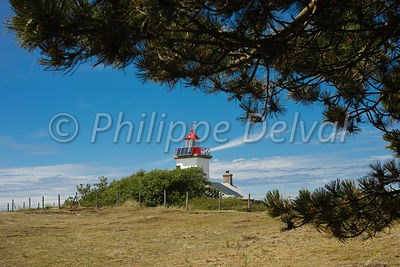 Phare de la pointe d'Agon