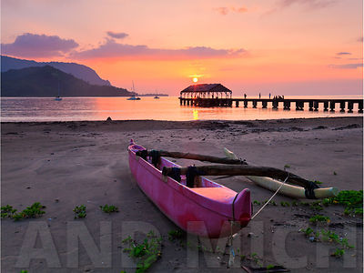 hanalei outrigger