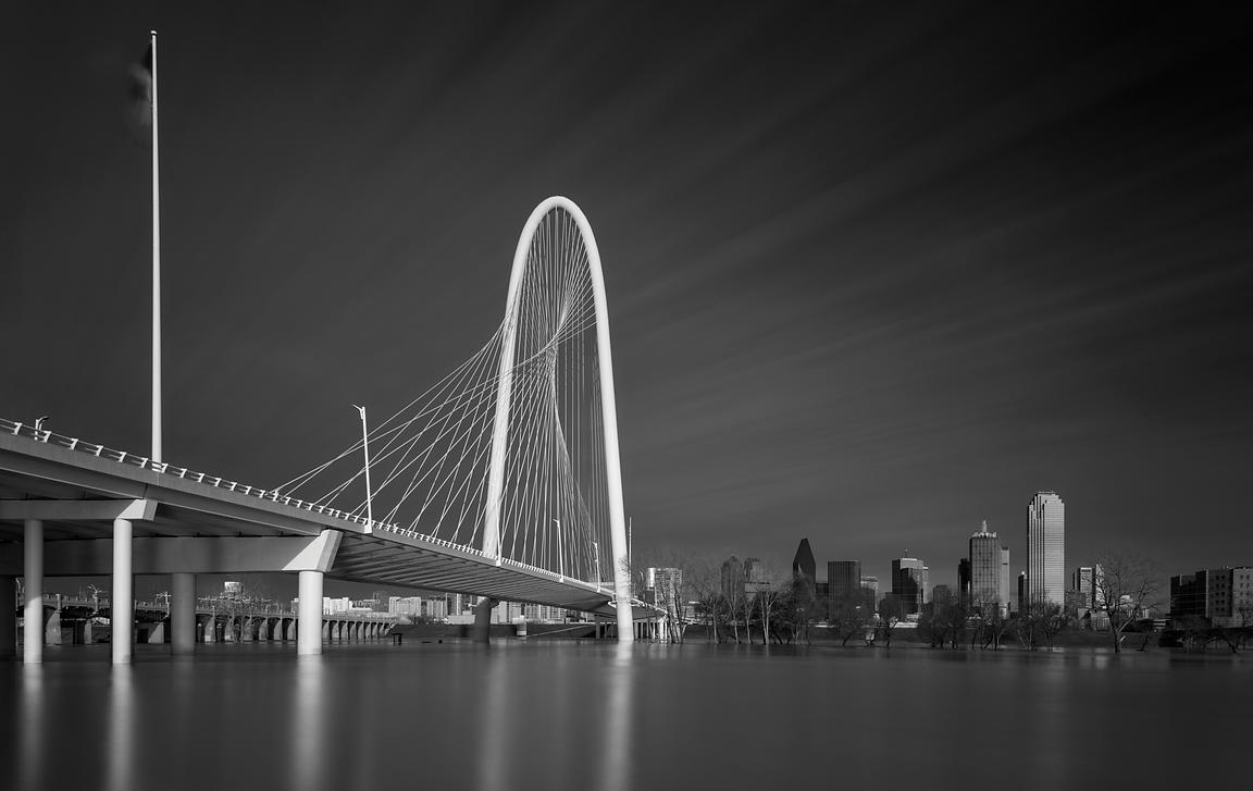 Hunt Hill Bridge Long Exposure