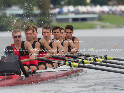 Taken during the NZSSRC - Maadi Cup 2017, Lake Karapiro, Cambridge, New Zealand; ©  Rob Bristow; Frame 860 - Taken on: Friday...