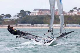 Chameleon 1, 18ft Skiff, Euro Grand Prix Sandbanks 2016, 20160904059