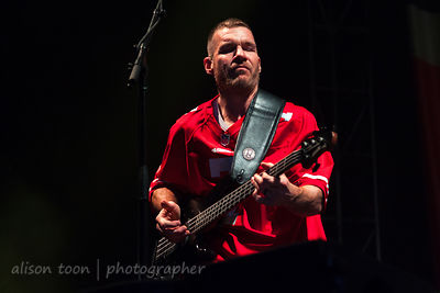 Tim Commerford, bass, Prophets Of Rage