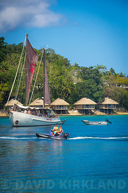 Port Vila Harbour, Efate