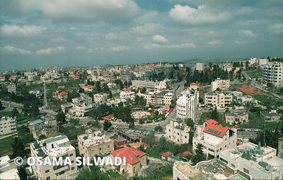 The Atlas of Palestinian Cities - Ramallah