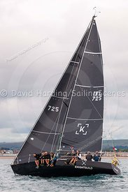 Bengal Magic, IRL725, J35, Weymouth Regatta 2018, 20180908902.