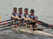 Taken during the World Masters Games - Rowing, Lake Karapiro, Cambridge, New Zealand; Tuesday April 25, 2017:   5697 -- 20170...