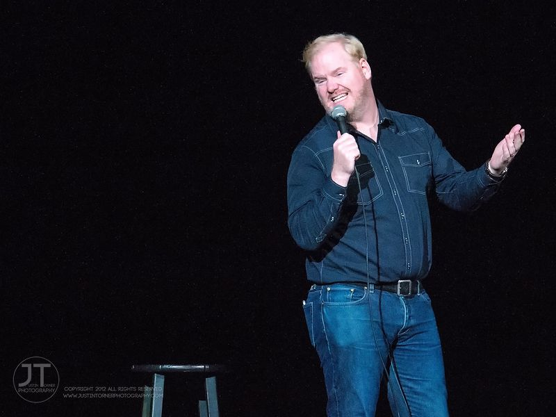 Hoopla - Jim Gaffigan, US Cellular Center, August 1, 2015