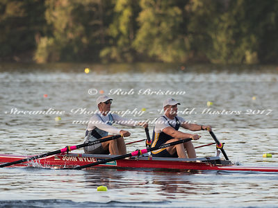 Taken during the World Masters Games - Rowing, Lake Karapiro, Cambridge, New Zealand; Wednesday April 26, 2017:   8310 -- 201...