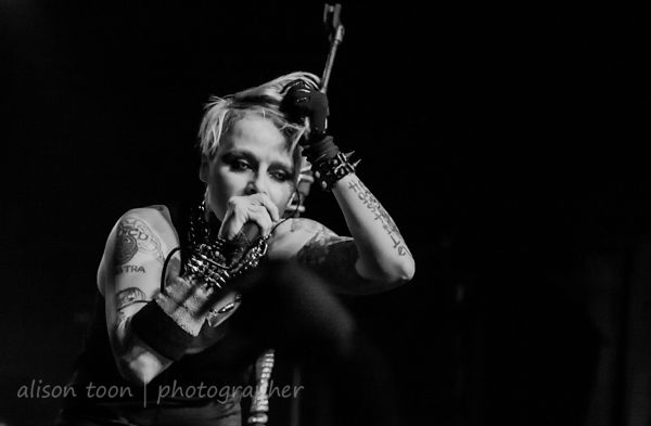 Otep, Ace of Spades, 2013