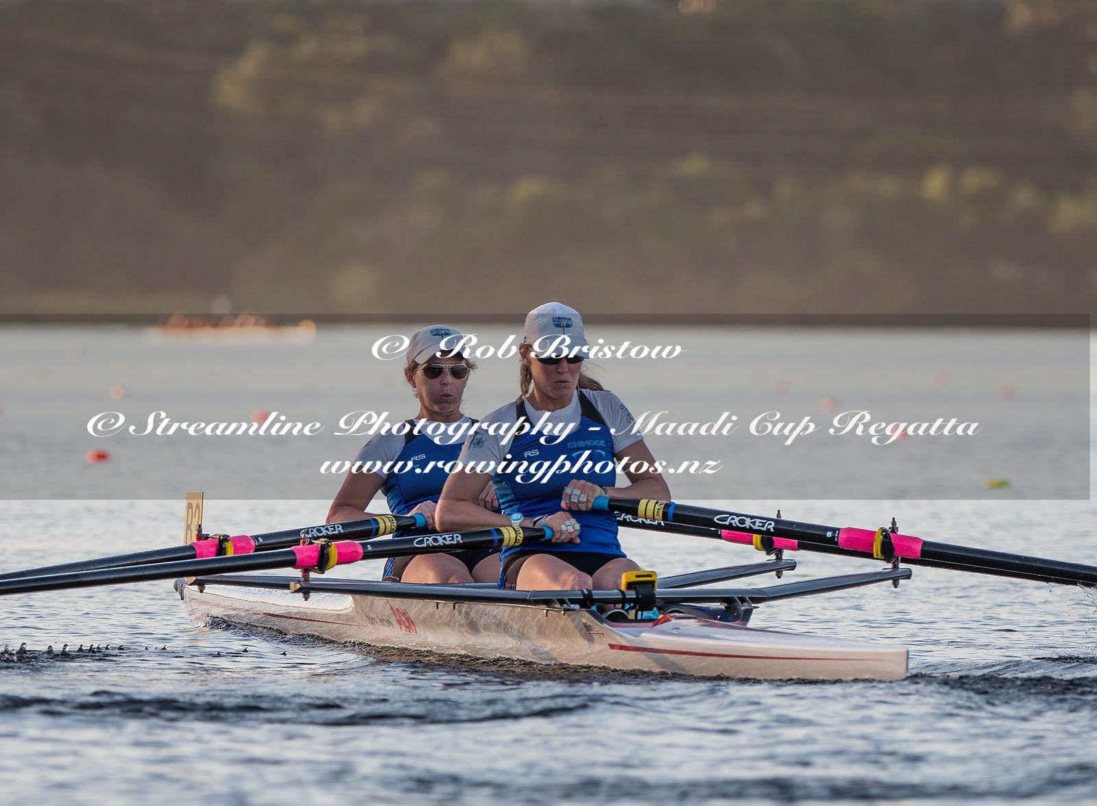 Taken during the World Masters Games - Rowing, Lake Karapiro, Cambridge, New Zealand; Tuesday April 25, 2017:   6660 -- 20170...