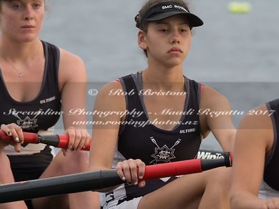 Taken during the NZSSRC - Maadi Cup 2017, Lake Karapiro, Cambridge, New Zealand; ©  Rob Bristow; Frame 541 - Taken on: Friday - 31/03/2017-  at 08:38.27