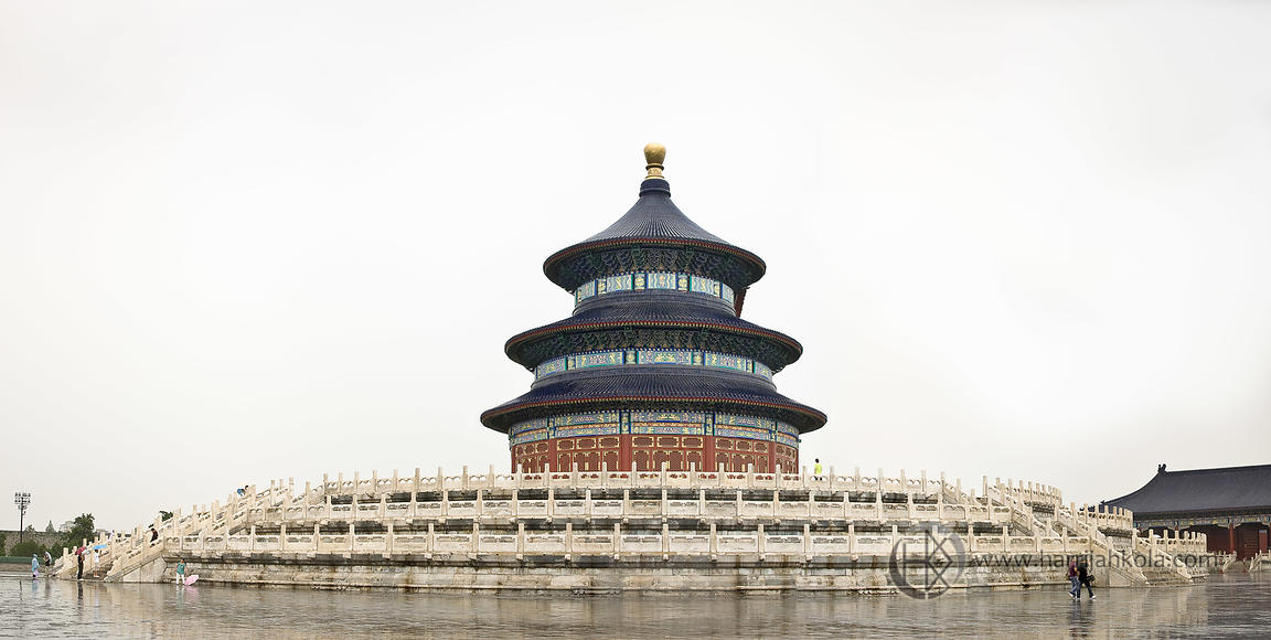 China - Beijing (Temple of Heaven)