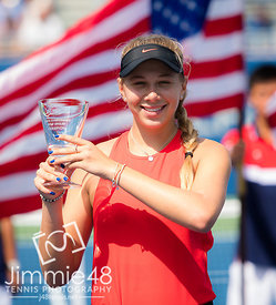 US Open 2017, New York City, United States - 10 Sep 2017