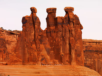 Moab Arches National Park 4664