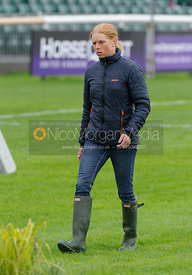 Rosalind Canter - Burghley 2015