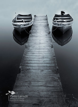 Solitude at the Dock
