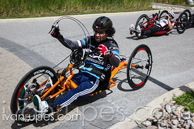 Ontario Para-Cycling Series Road Race, Honda Canada, Markham, On, August 21, 2016
