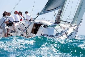 Firestarter, GBR 8560R, Bavaria 35 Match, 20130720689
