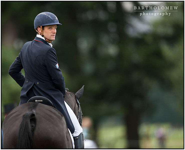 FEI European Eventing Championships 2015 Blair Castle