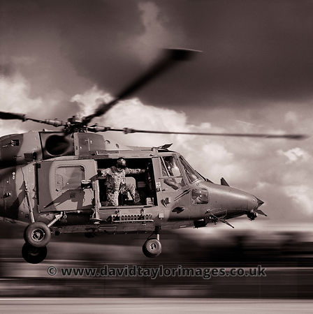 Farewell from a Lynx  | Middle Wallop | 2016