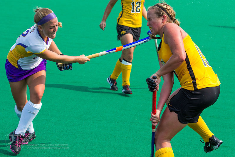 Field Hockey - 9/16/12 Iowa vs Albany