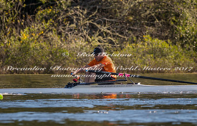Taken during the World Masters Games - Rowing, Lake Karapiro, Cambridge, New Zealand; Tuesday April 25, 2017:   5152 -- 20170...