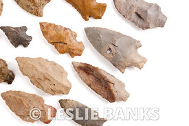 American Indian Arrowheads
