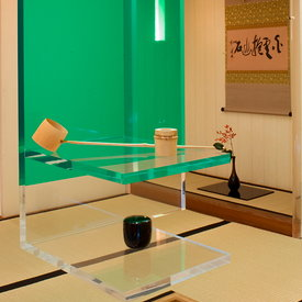 Kumon tea-ceremony room