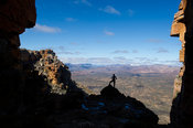 Hike to Wolfberg Arch, Cederberg Wilderness, South Africa