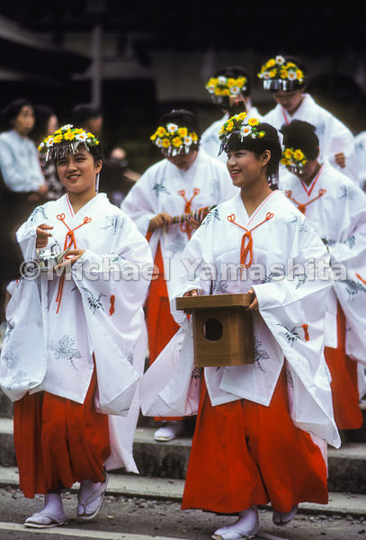 The Saijo festival. This is a harvest festival dating back to the Edo period and is held annually, in October in the eastern ...