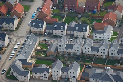 Aerial view of housing, Portishead