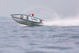 Dry Martini, B9, Fortitudo Poole Bay 100 Offshore Powerboat Race, June 2018, 20180610174