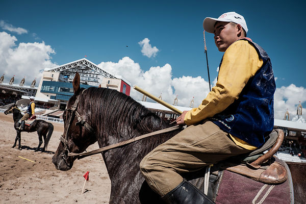 World Nomad Games 2016 au Kirghizistan