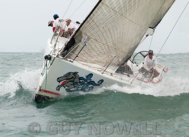 St Regis China Coast Regatta 2013 - Race day 3 -