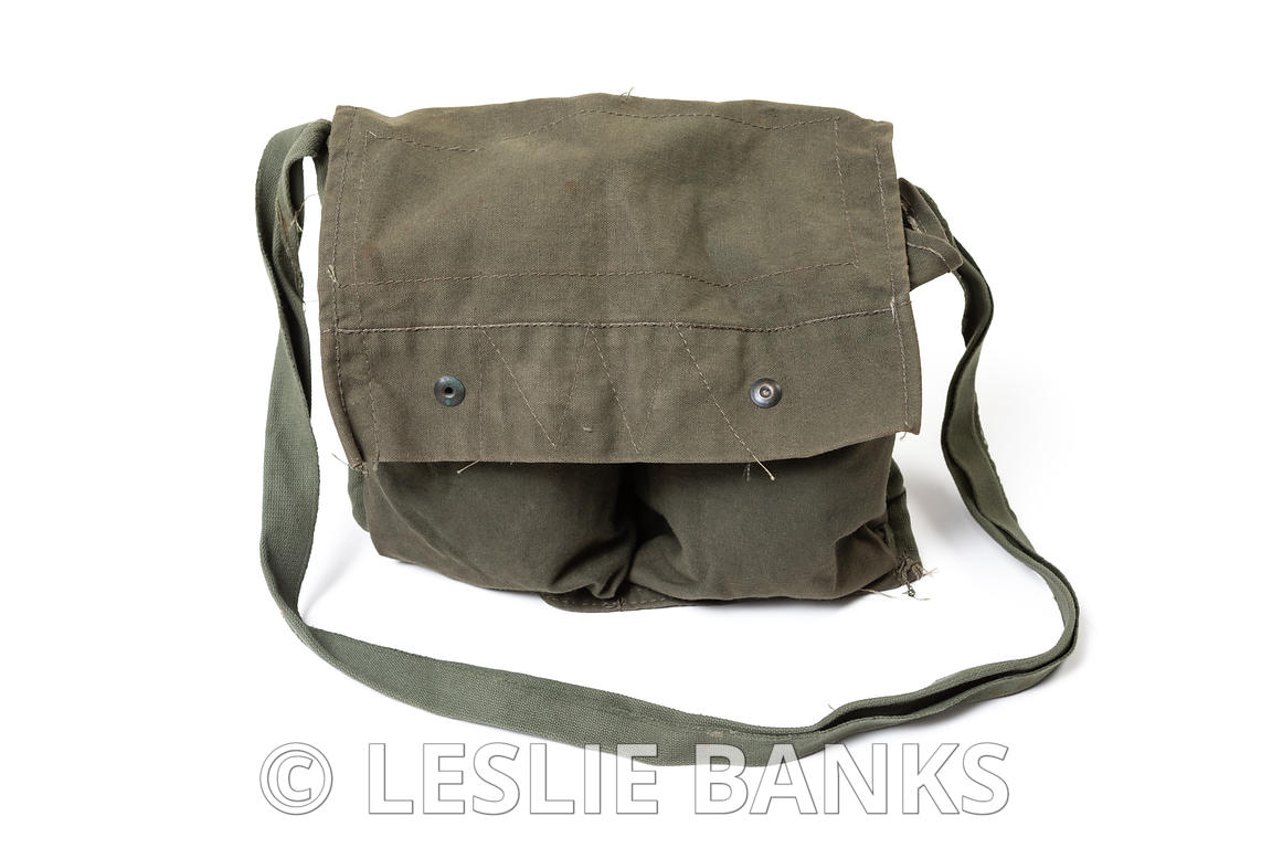 Vintage US Army Canvas Bag