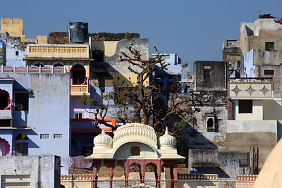 Architecture of Pushkar, Rajasthan, India