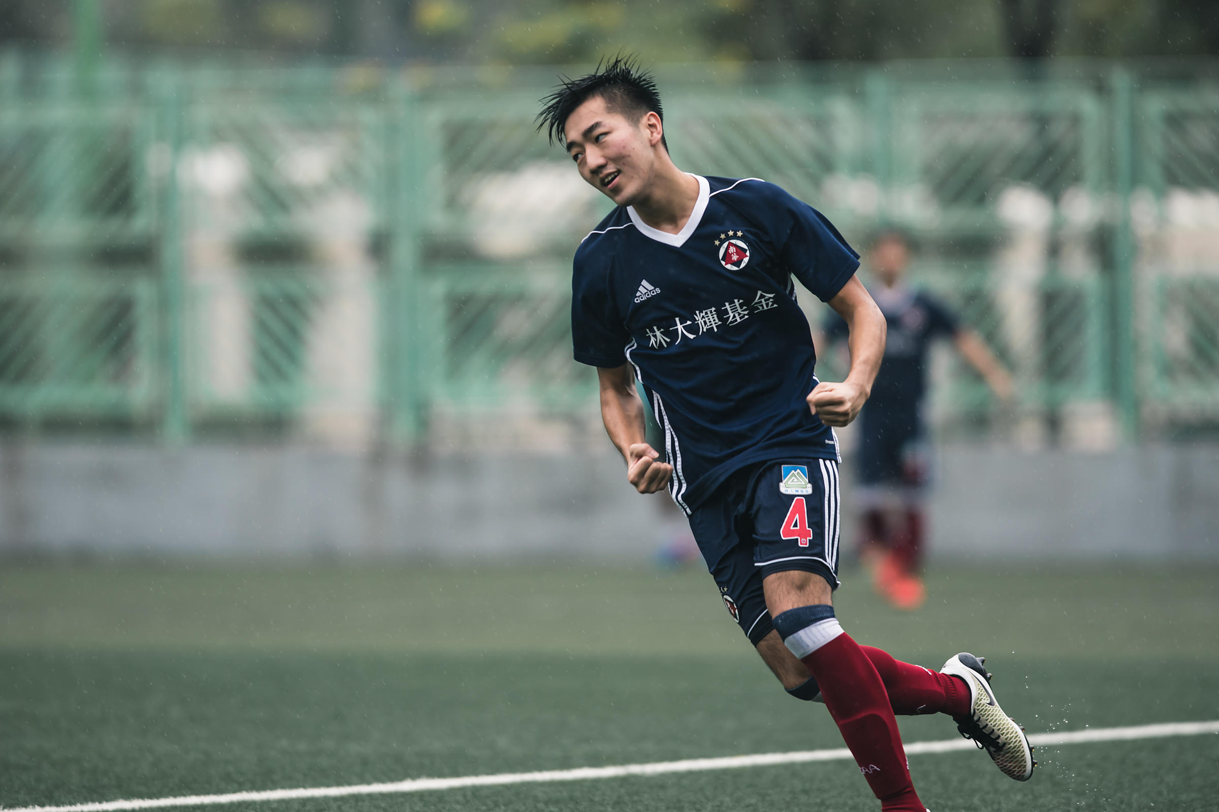 Hong Kong Football 1st division league Week 11 Sha Tin 3:2 SCAA on November 12, 2017